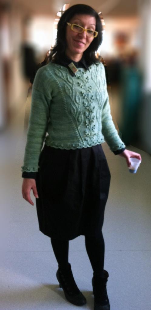 Lornalaces sweater