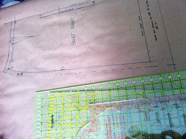 patternmaking time